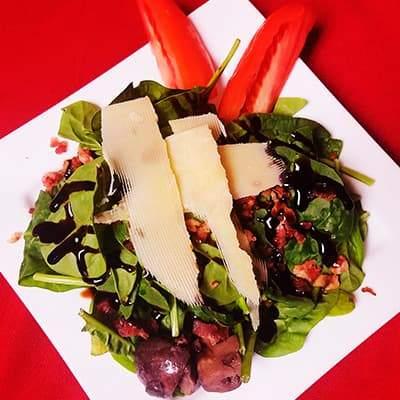 minas_bistro_spinach_salad